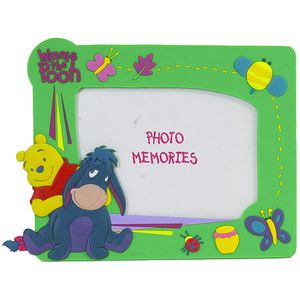 Winnie The Pooh & Eeyore Photo Memories Frame