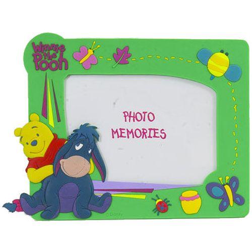 Winnie The Pooh Photo Memories Green