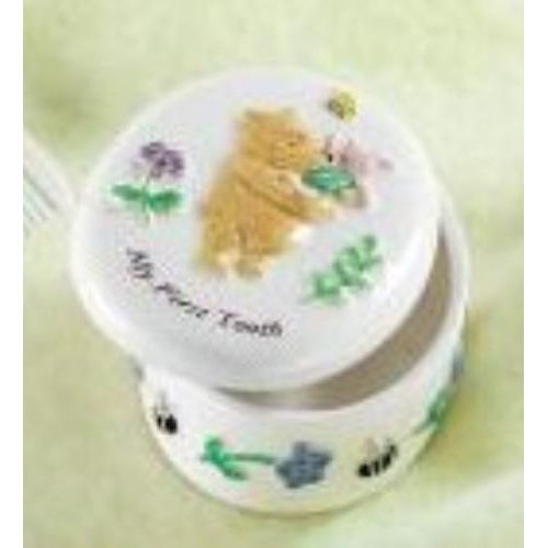 Winnie Pooh My first tooth trinket box