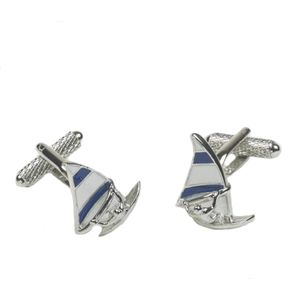 Wind Surfer Cufflinks
