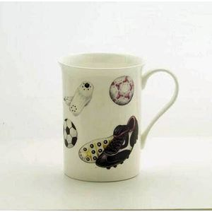 China Mug - Football Design