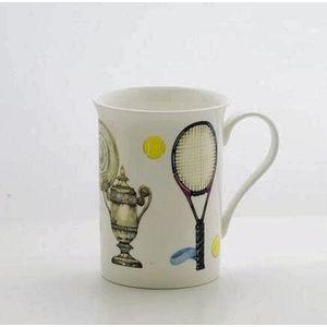 China Mug - Tennis Design