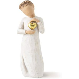 Willow Tree Keepsake Girl Figurine