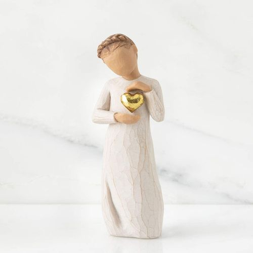 Willow Tree Keepsake Girl Figurine Girl 26132