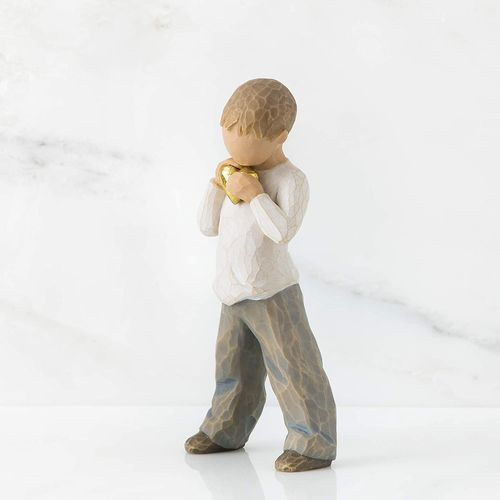 Willow Tree Heart of Gold Figurine (Boy) 26142