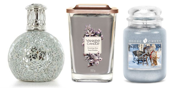 December Fragrance Offers Candles & Accessories