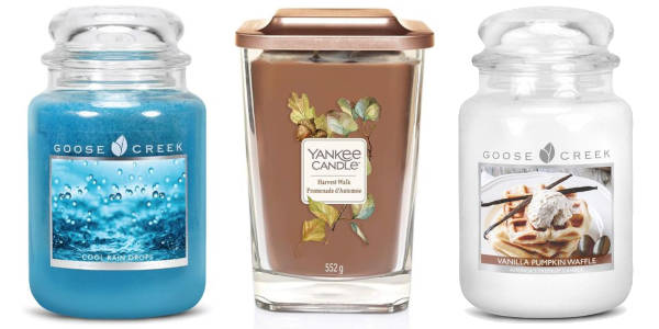 January Fragrance Offers Candles & Accessories