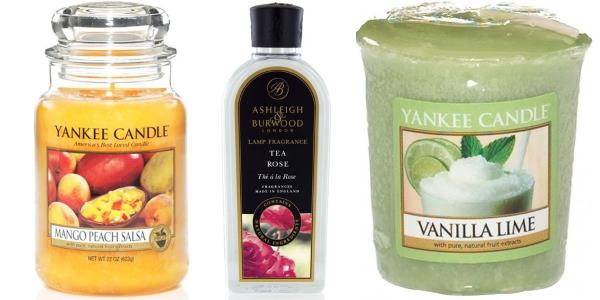 July Fragrance Offers Candles & Accessories