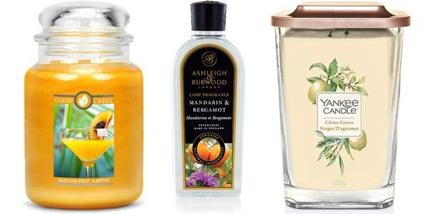 June Fragrance Offers Candles & Accessories