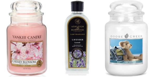 March Fragrance Offers Candles & Accessories