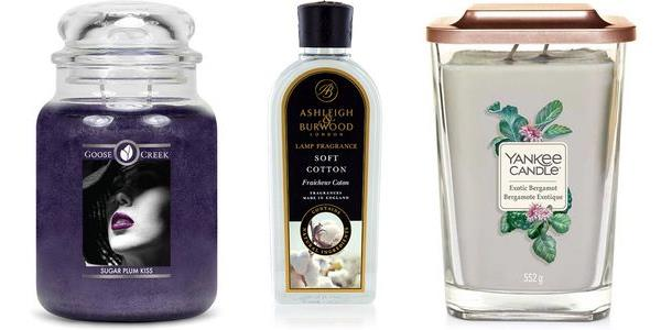 May Fragrance Offers Candles & Accessories