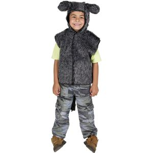 Childs Donkey Tabard Costume Age 3-8 Years