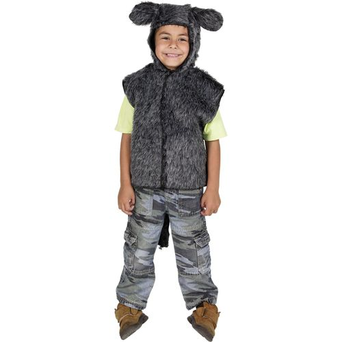 Childs Donkey Tabard Animal Fancy Dress Costume Age 3-8 Years