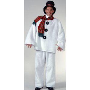 Snowman Ex Hire Sale Costume Size M-L