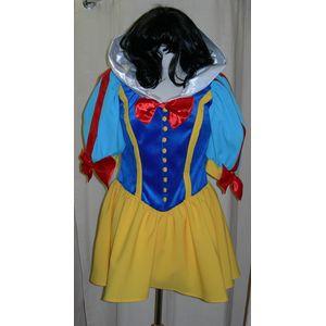 Sexy Snow White Ex Hire Sale Costume Size 8-10