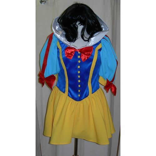 Sexy Snow White High Collar Ex Hire Sale Costume