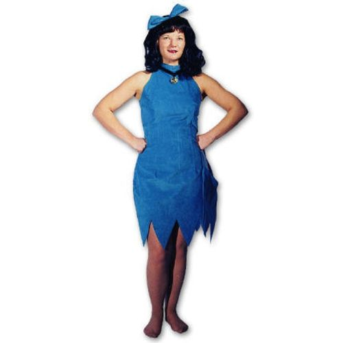 Flintstones Betty Fancy Dress Ex Hire Sale Costume Size 10-12
