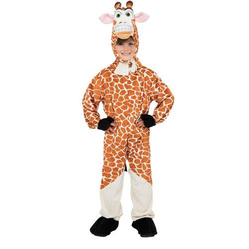Childs Plush Giraffe Fancy Dress Costume Age 7-8 Years