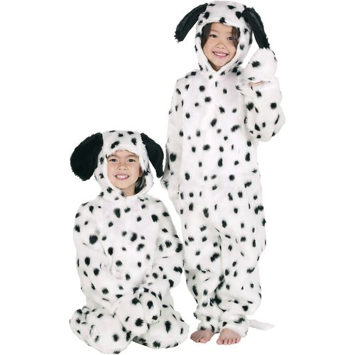 Childs Dalmatian Fancy Dress Costume Age 5-7 Years