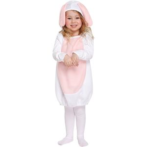 Childs Cute Rabbit Fancy Dress Toddler Age 3 Yrs