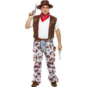 Cowboy Plus Size Costume Size XL-XXL