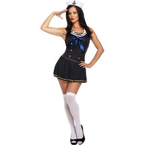 Sexy Sailor Girl Costume Size 12-14