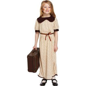 Childs Evacuee Girl Fancy Dress Age 10-12 Years