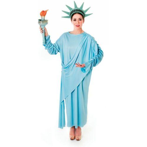 Statue of Liberty Fancy Dress Costume Size 10-14