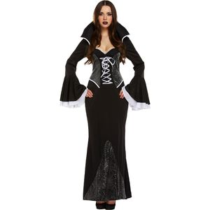 Web Vampiress Costume Size 12-14