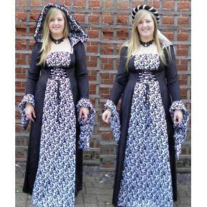 Lady Dawn Ex Hire Sale Tudor Costume Size S-M
