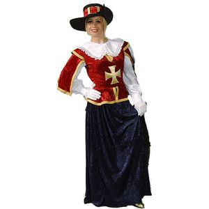 Crusader Lady Ex Hire Sale Costume