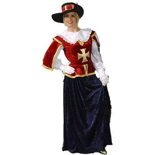 Crusader Lady Ex Hire Sale Costume