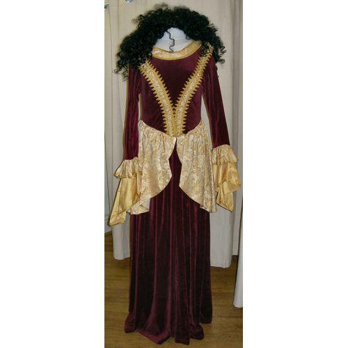Royal Princess Red Ex Hire Sale Costume