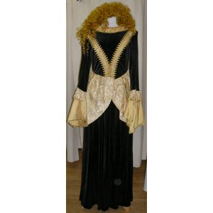 Royal Princess Black Ex Hire Sale Costume