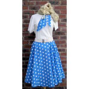 1950s Rock & Roll Lady Ex Hire Costume Size 14-16