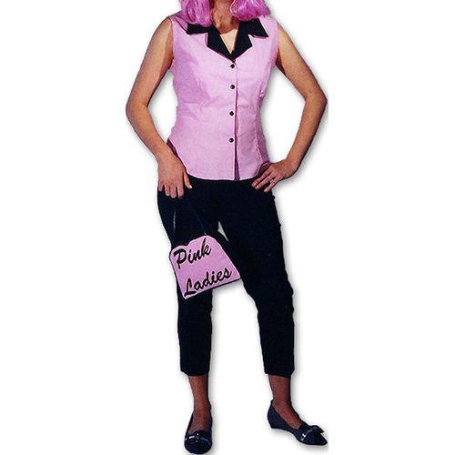 Pink Lady Suit Ex Hire Fancy Dress Sale Costume Size Small