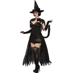 Wicked Kitten Costume Size 10-14