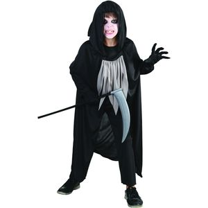 Childs Reaper Costume Age 7-9 Years