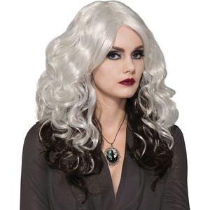Silver Spell Caster Wig