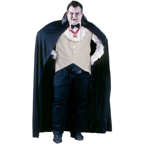 Vampire Plus Size Halloween Fancy Dress Costume Size XL
