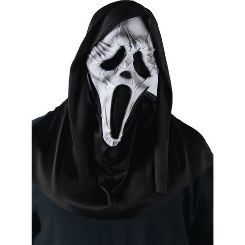 Ghost Face Mummy Mask Halloween Fancy Dress Costume Accessory