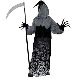 Dark Shadow Creeper Teen Fancy Dress Age 12-14 Years