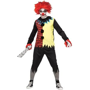 Freakshow Clown Costume