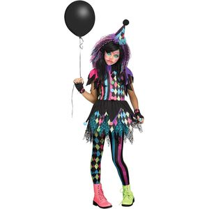 Childs Twisted Circus Costume Age 12-14 Years