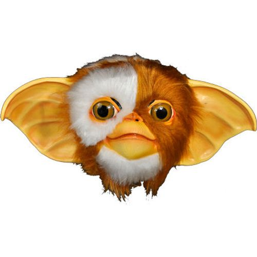 Official Gremlins Gizmo Latex Mask Fancy Dress Costume Accessory