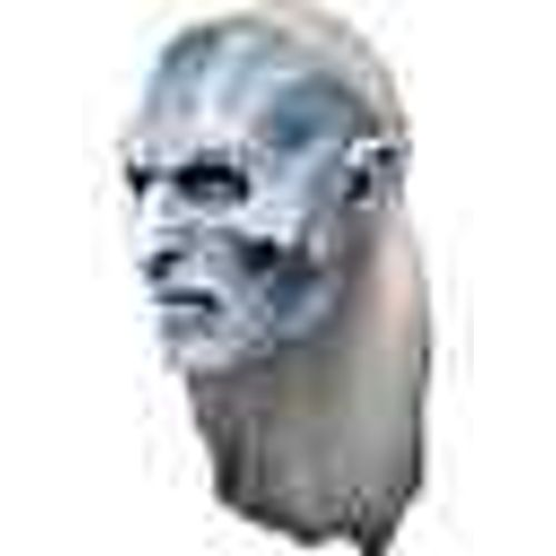Official Game Of Thrones - White Walker Mask Halloween Fancy Dress Costume Accessory