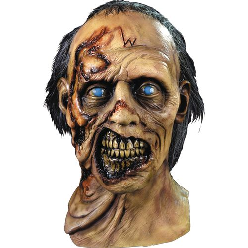 Official The Walking Dead - W Walker Mask Halloween Zombie Fancy Dress Costume Accessory