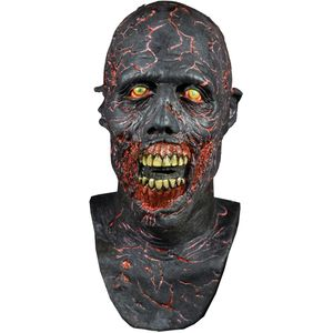 Official The Walking Dead - Charred Walker Mask