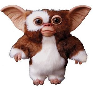 Official Gremlins Gizmo Hand Puppet