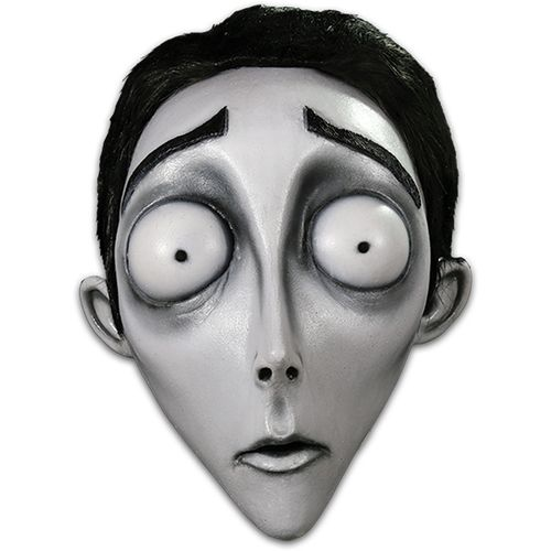 Official Corpse Bride - Victor Mask Halloween Fancy Dress Costume Accessory